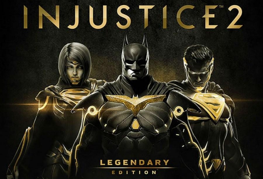 Game Superhero Injustice 2