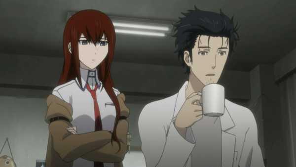 Karakter Anime Perempuan Kurisu Makise: Steins; Gate