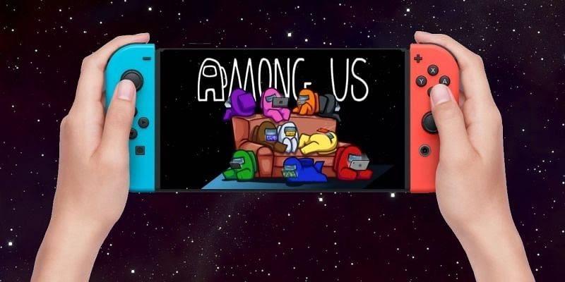 Among us ps5 Nintendo Switch