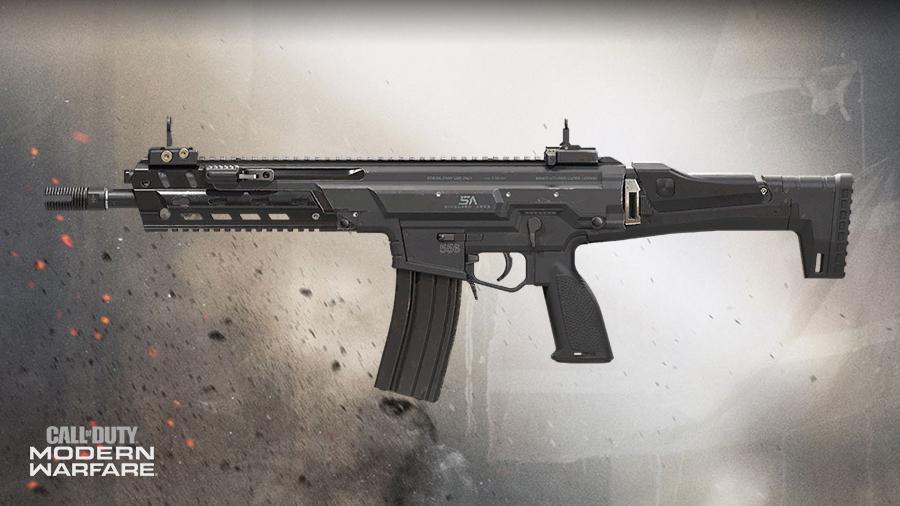 senjata terbaik warzone KILO 141