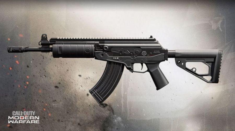 senjata terbaik warzone CR-56 AMAX