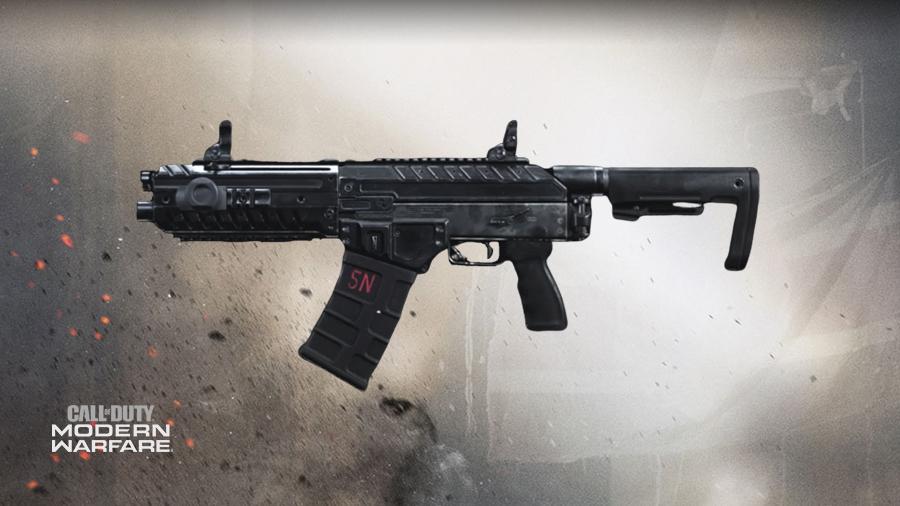 senjata terbaik warzone ORIGIN-12