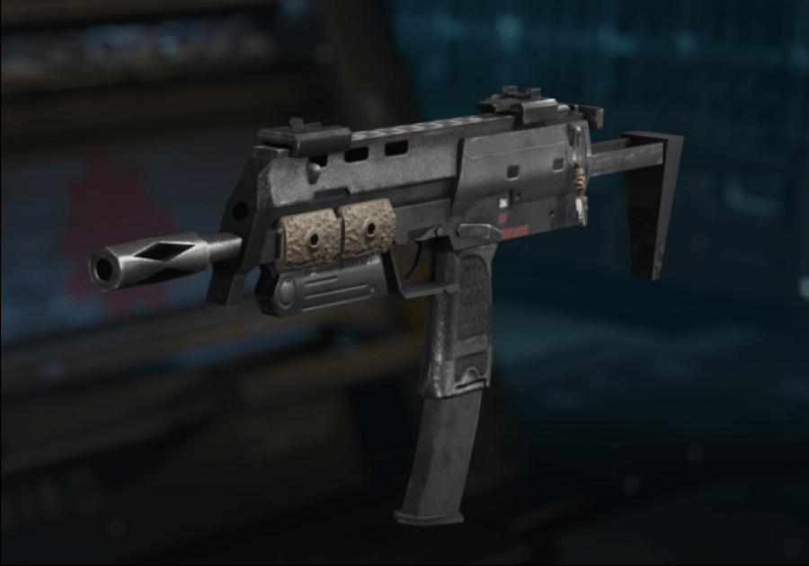 senjata terbaik warzone MP7