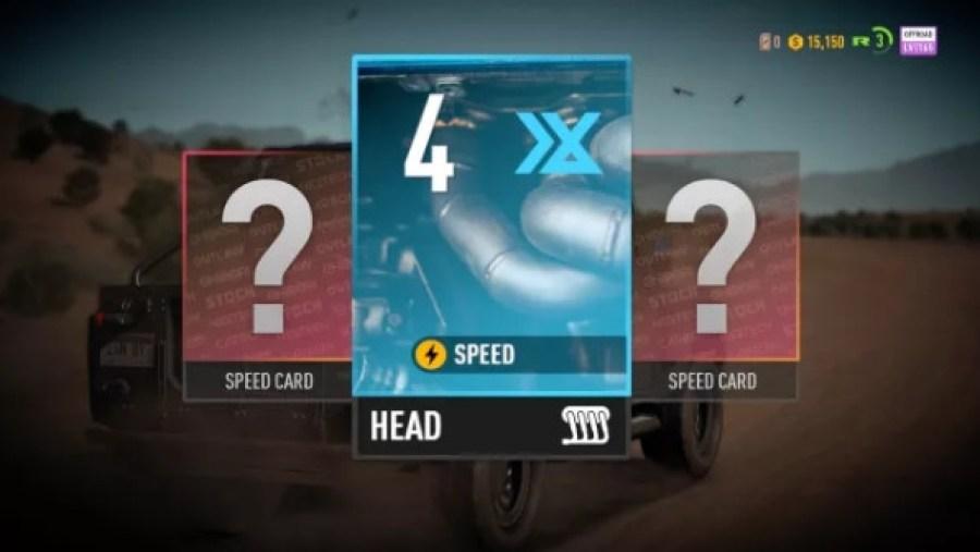 Koleksi Speed Cards Sangat