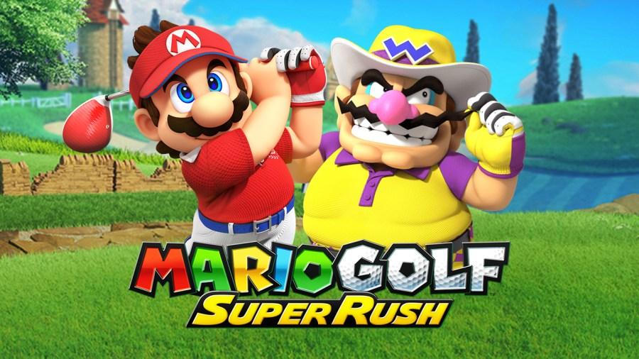 game rilis juni Mario Golf: Super Rush 25
