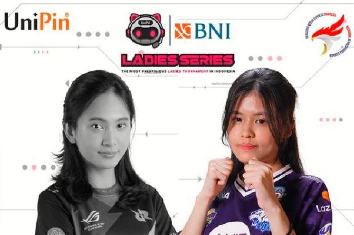 babak kualifikasi UniPin Ladies Series MLBB 2021