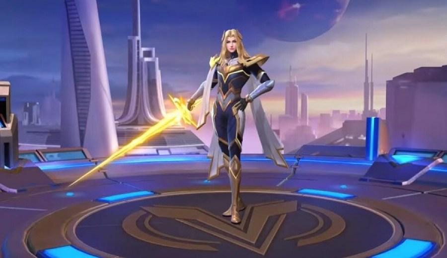 skin Mobile Legends Skin Swordmaster Milik Lancelot