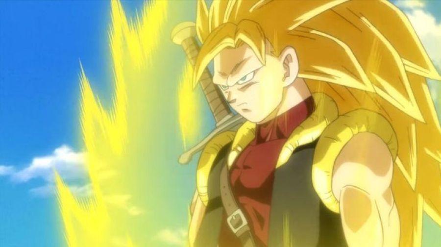 Kekuatan Penuh Super Saiyan 3 Tidak Menghabiskan Tenaga Maupun Melelahkan Tubuh