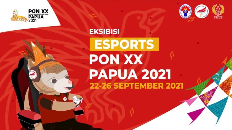 Jadwal Pertandingan PON XX Papua 2021