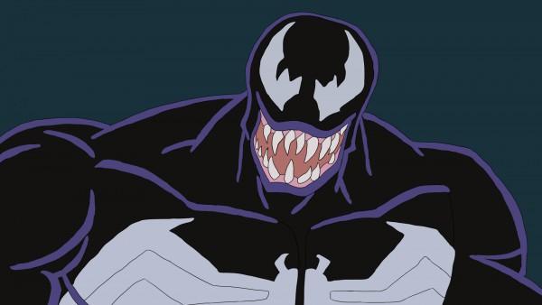 Kekuatan Taring Beracun Venom