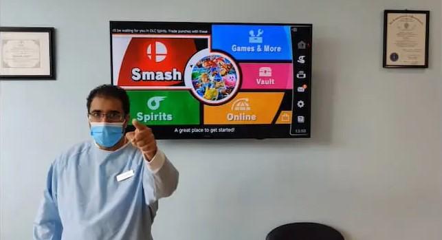 Dokter Super Smash Bros